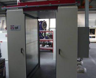 Fabricant Ffour et étuve industriels cuisson peinture synthétique