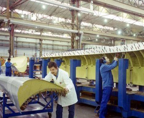 Fabricant four industriel traitement thermique chaudronnerie aéronautique