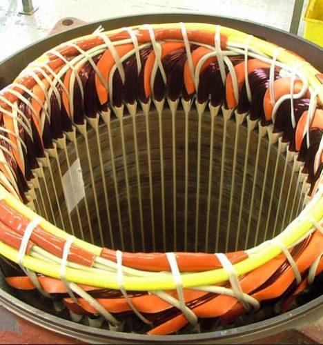 Fabricant four industriel séchage de bobinage inducteur