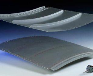 Fabricant four industriel traitement thermique chaudronnerie aéronautique, panneaux anti gel