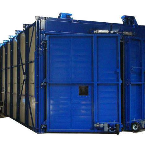 Fabricante Horno Polimerizacion Pieza Composite Aeronautica