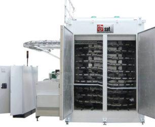 Fabricante Horno Tratamiento Termico Industria Automovil