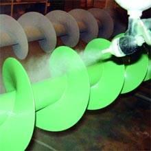 Fabricant de four industriel traitement PTFE