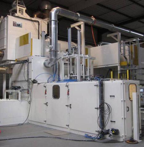 Heat Treatment Solution Automotive Parts
