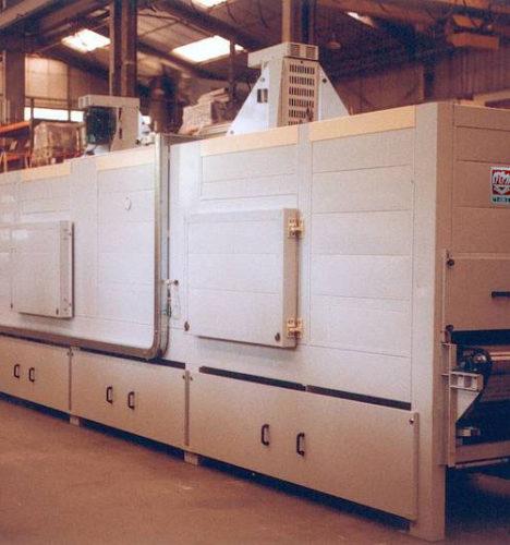 Hersteller von Industrieöfen für Beschichtungen