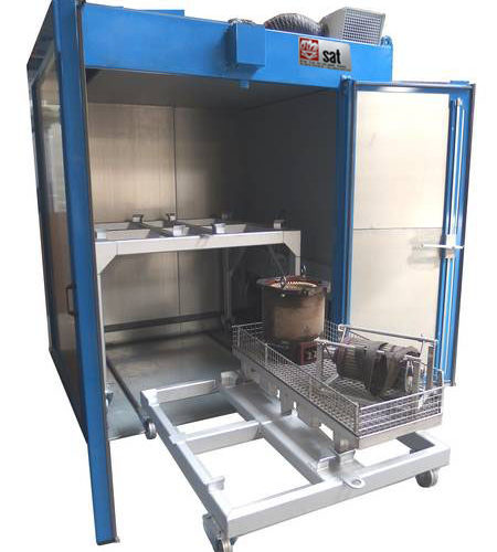 Manufacturer Furnace Varnish Drying Curing