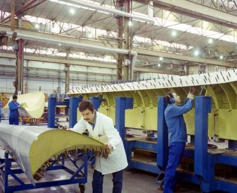 Manufacturer of heat treatment furnace Aerospace forged parts