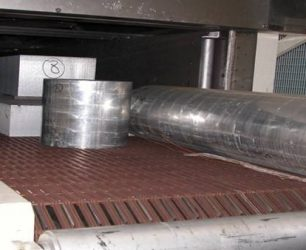 Manufacturer of heat treatment tunnel for the aeronautics industry