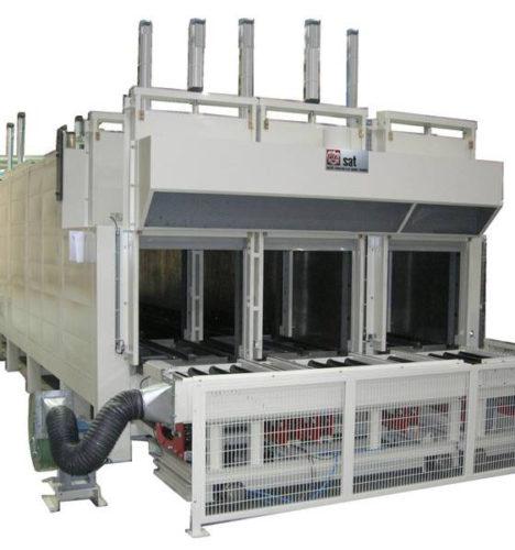 Öfen für die Herstellung von Polycarbonatteilen