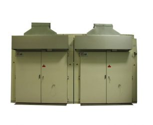 Oven and furnace manufacturer for elastomer curing process vulcanisation