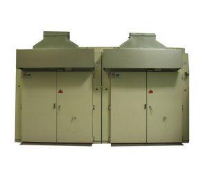 Oven and furnace manufacturer for elastomer curing process vulcanisation
