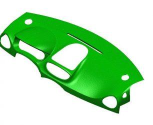 Slush-Formmaschine für Armaturenbrett Automobil