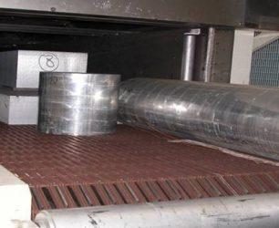 Tunnelöfen Schmiedeindustrie Luftfahrt