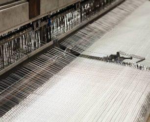 Wärmebehandlungstunnel für Textilfasern